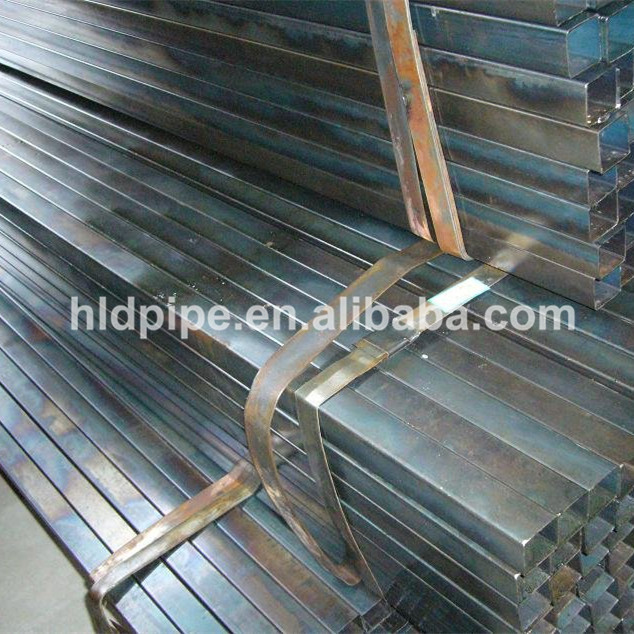 China professional wholesale square tube mm steel