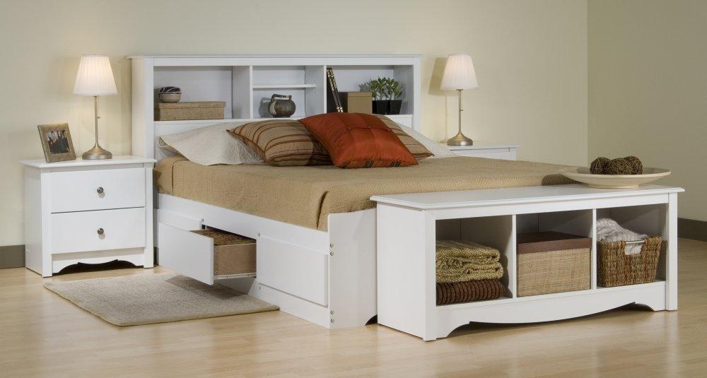 Muebles De Dormitorio Conjunto 1 En Blanco - Buy Sabrina Jepara ...