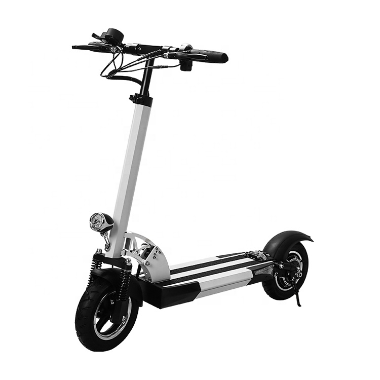 New Designs 48V 12AH 500w Chinese Electric Folding Scooter Wholesale