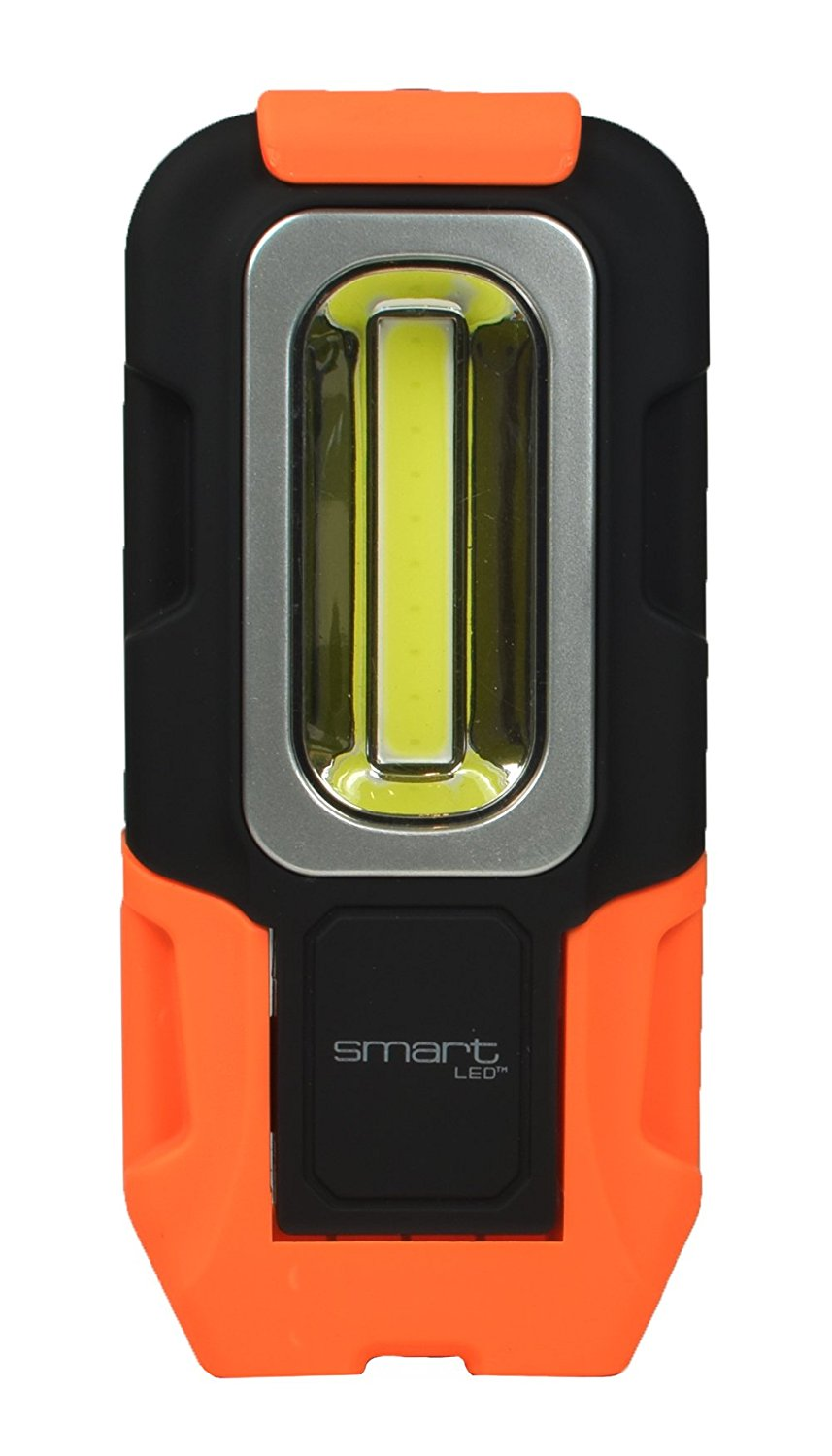 Police Security SMART LED Compact Lure COB Ultra Bright Work Flashlight