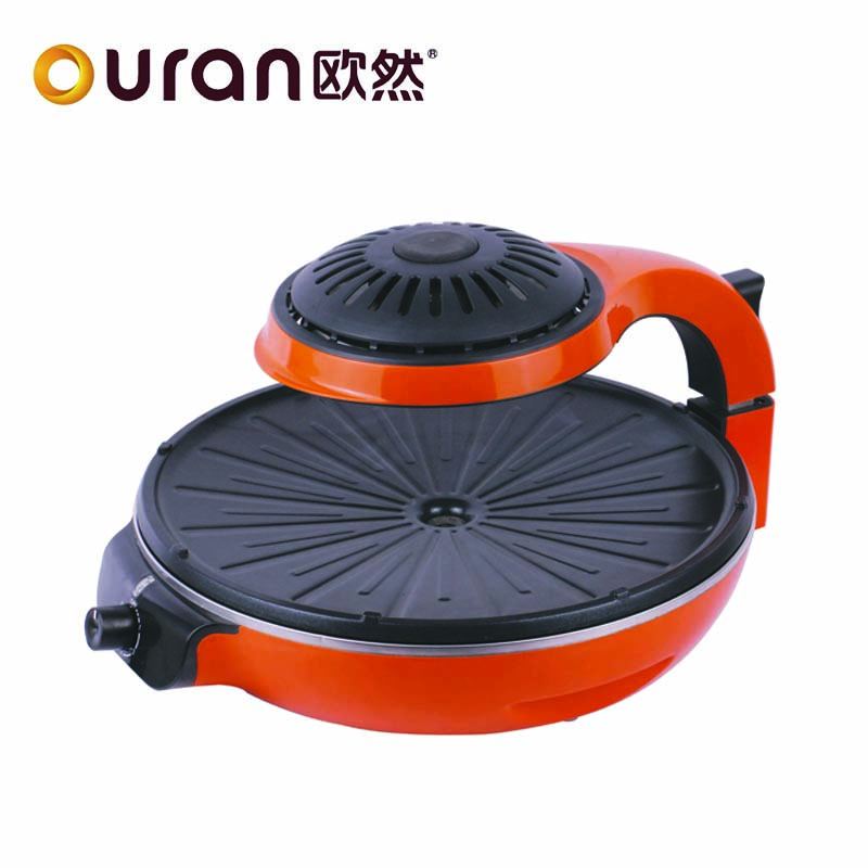 Best price magic smokeless korean table portable charcoal bbq grill