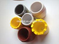 China Factory Promotion gift Best Seller Printed Foam wicker wine bottle holder
