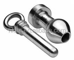 stainless steel hollow pin plug,hollow butt plug - buy hollow plug