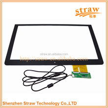 15, 15.6, 17, 19, 22 ,23.6,27,32 ,42,46,55 Inch Surface capacitive Touch Screen Or Surface Capacitive Touch Panel