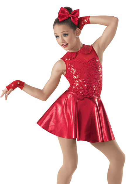 Red Jazz Dance Costumes Kids | www.pixshark.com - Images Galleries With A Bite!