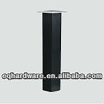 Excellent Practical Elegant Black Crystal Tempered Glass