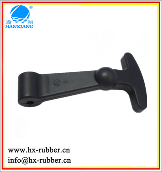 Stainless Steel Rubber Hood or Battery Box Draw Latch and Catch
