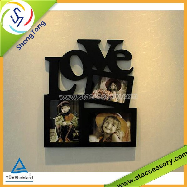 hot sale high quality frame toy photo frames love