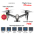 2018 hot sale hd camera Drone inspire2 security camera Quadcopter drone with hd Camera Aircraft dron drone 4k