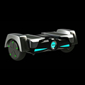 Breathing led New no need twisted hoverboard balance scooter batman