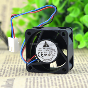 Inverter Cooling Fan 40*40*20mm 4020 DC12V 0.18A EFB0412VHD