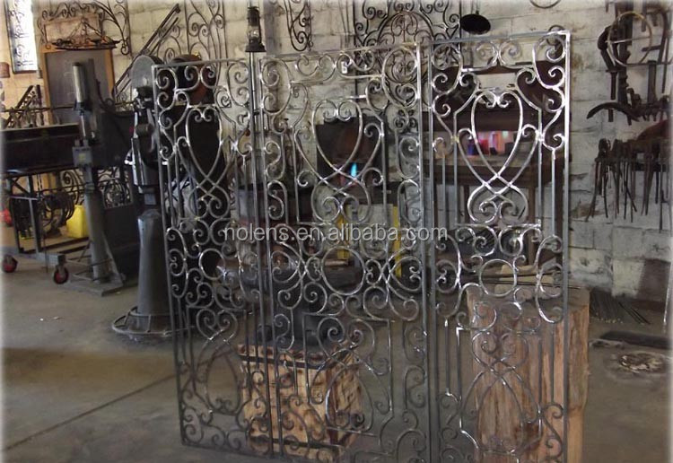 Morden steel security window grates iron window grills for Indoor gate design