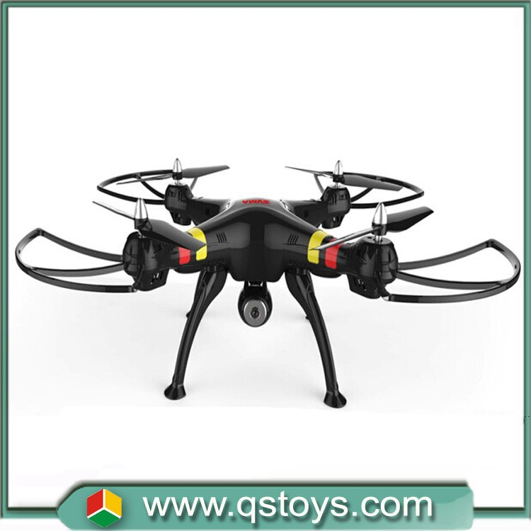 """Newest Venture 2.4G 4CH! Syma x8c,universal remote control TOYS, Professional Big Drones With Camera """