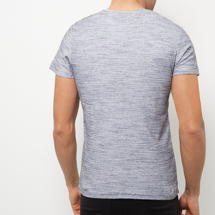 Oem logo slim fit 100% hemp t shirts wholesale hemp clothing manufacturer