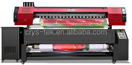 High speed printing dx5 or dx7 print head textile printing machines prices