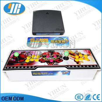 Pandora 3 4 Arcade Joystick Game Consoles With Jamma Multi Games ...
