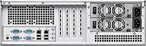 "PLINKUSA RACKBUY 3U(Fan LCD)(14.96"" Deep)(Mini Redundant PSU OK!)(3x5.25""+5x3.5"")(mATX/Mini ITX)(Lock Door)Rackmount Chassis(NO Power Supply,No Rail,No System and Case Only)IPC-G3088D"