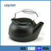 Cast Iron tea kettle 3QT made in China for antique design boil water