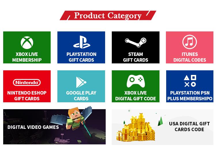品質ホット販売小さなギフトカード google の再生