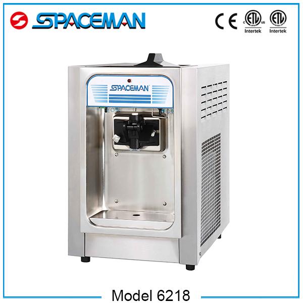 spaceman machine