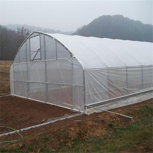 הנמכר ביותר גינה חקלאי GreenhouseEasy התקנה חממת מנהרה
