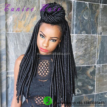 Crochett Braids Dreadlocks Extensions Havana Mambo Twist Dread Faux