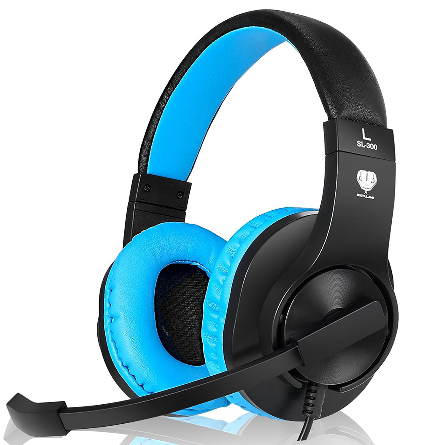 1fda245cb8e Get Quotations · Headset Gaming for PS4 ,Xbox One Gaming Headset ,Wired  Noise Isolation, Over-