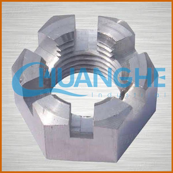 Manufactured in China bevel nut