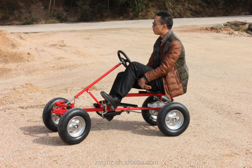 Small Kart with Pedal No Engine(006-Y)