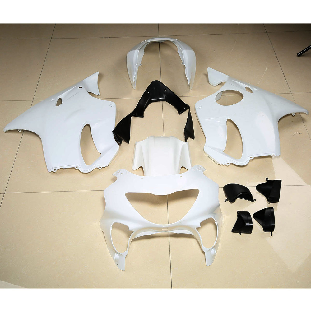Fairing Cowl Kit Bodywork For Honda CBR600F4 CBR 600 F4 99-00 Unpainted White