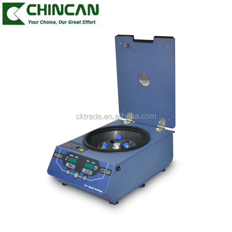 MT45 LCD Benchtop Low Speed Centrifuge View Low speed