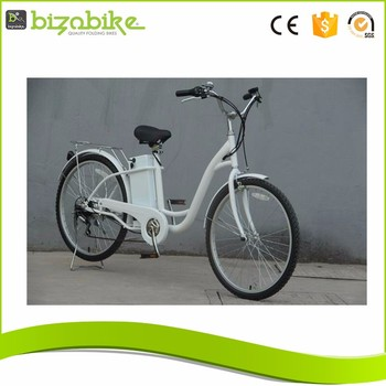 Factory Supply Steel Frame Electric Bike City Electric