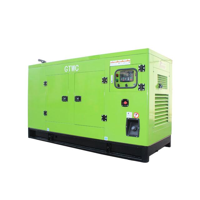 12kw silent generator set