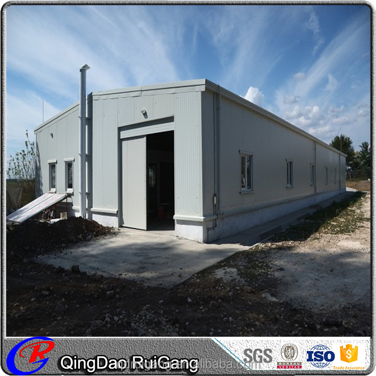 Low Cost and Fast Build Prefabricated Steel Structure Warehouse Storage Shed with Industrial Building Design