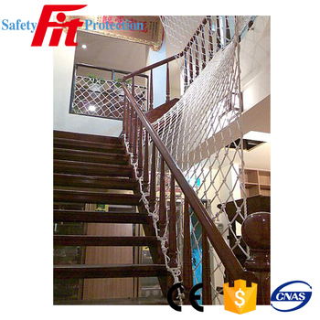 Bon Kids Safety Protection Braided Stairs Net