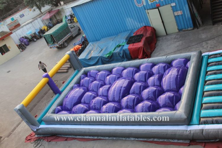 Giant indoor inflatable playground inflatable indoor park inflatable theme park for kids and adults