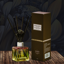 Private label <span class=keywords><strong>parfum</strong></span> glazen fles geur reed diffuser