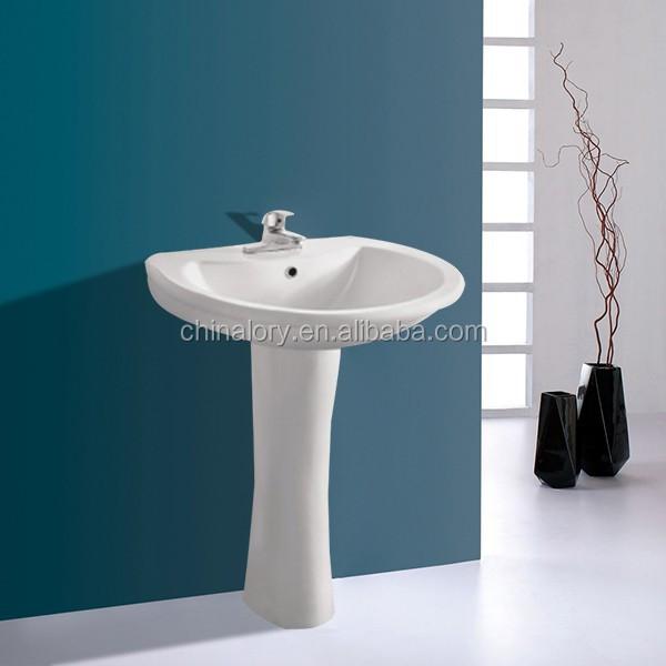 Buy Cheap China wash basin pedestal set Products, Find China wash ...