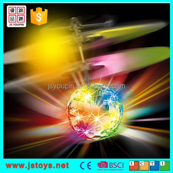 hot sale electronic toy led flying toy for wholesale flying ball helicopter