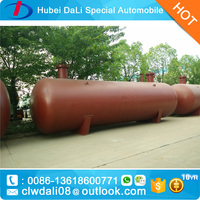 Carbon steel underground Oil storage tanks, for gas stations