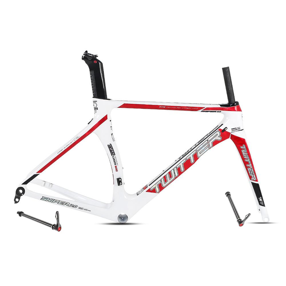 2019 Gravel disc brake super light carbon road bike frame 700c, Red/yellow/blue/ti/black/blackred/whitered