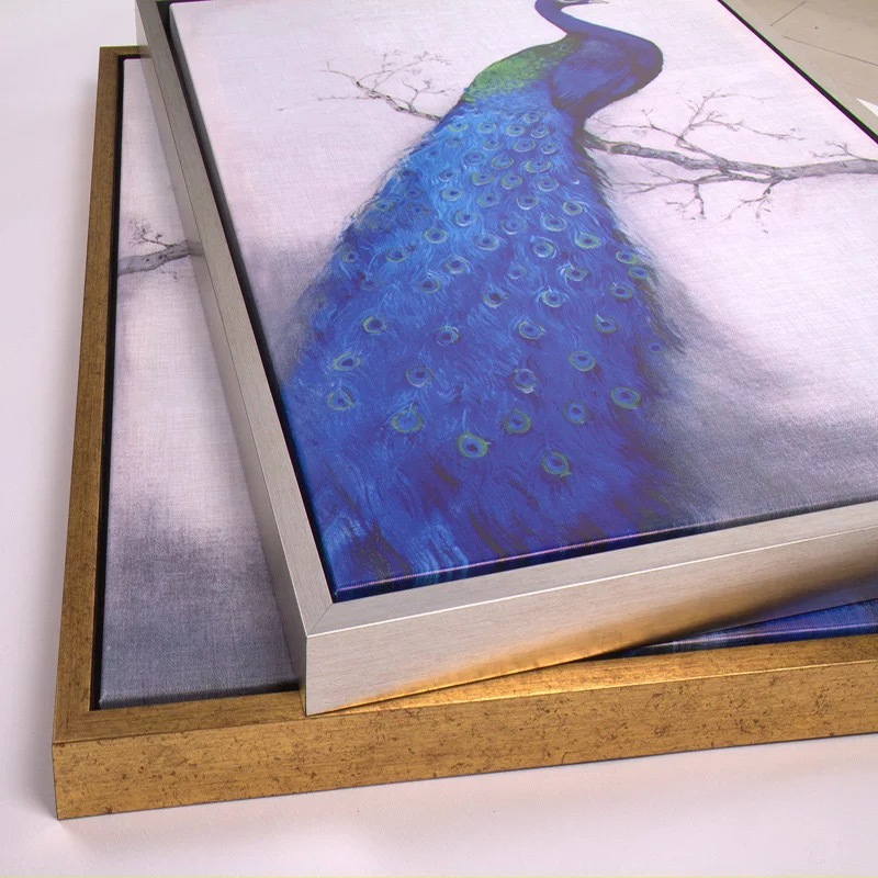 Modern Style and Art Frame 3D Oil Paintings On Canvas Artwork