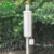 Custom metalen rvs tuin outdoor decoratie tiki olie torch