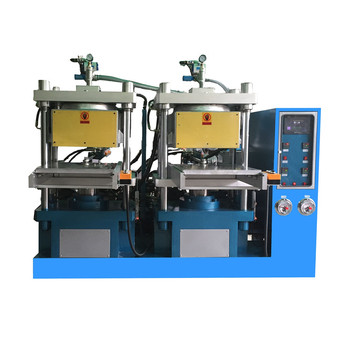 Supply of double vacuum liquid silicone hot melt adhesive laminating machine
