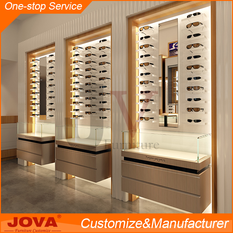 Optical Shop Furniture Display Cabinet,Floor Standing Wooden Optical Frame Display  Eyeglass Kiosk Design,Eyewear Interior   Buy Eyeglass Kiosk Design ...