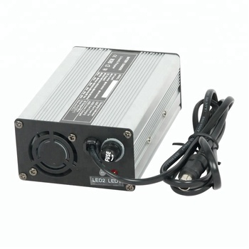 RoHS customized 54.6v li-mn battery charger