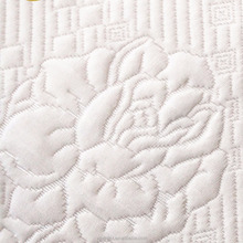 Quality 100% polyester mattress fabric knitted fabric