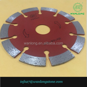 105mm Segmented Diamond Blade for Dry Cutting Stone hot sale India power tools