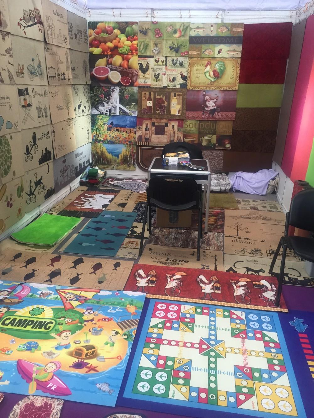 Rubber floor mats bathroom - Non Slip Rubber Floor Carpet Rug Mat Bathroom Floor Mats Bathroom Rubber Mat