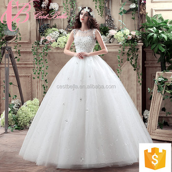 Alibaba White And Red Suzhou Factory Ball Gown Wedding Dress Bridal ...